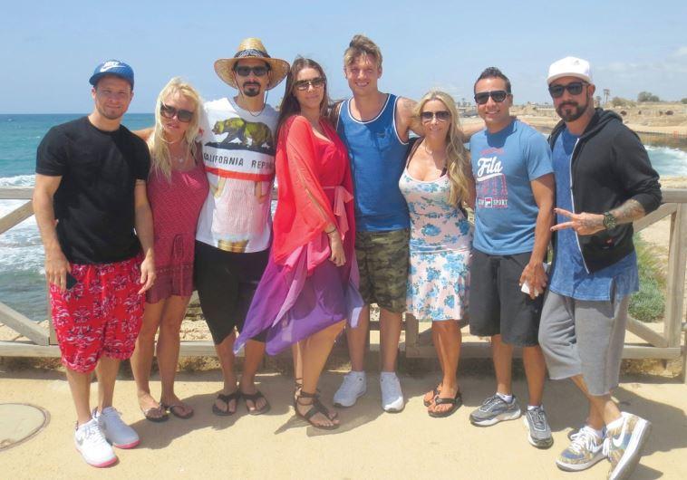 Traci Szymanski Brings HollywoodCelebrities and Music stars to Israel